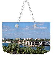 Florida Vacation Weekender Tote Bag