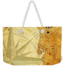 Florida's Gulf Coast Weekender Tote Bag
