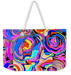 Abstract Art Painting #2 Weekender Tote Bag