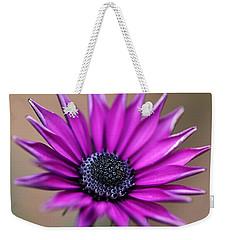 Flower-daisy-purple Weekender Tote Bag