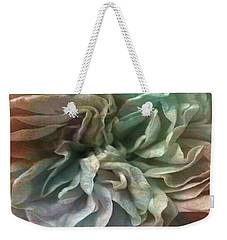 Flower Dance - Abstract Art Weekender Tote Bag by Jaison Cianelli