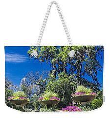Flower Garden 04 Weekender Tote Bag