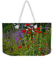 Flower Garden Weekender Tote Bag by Johanna Bruwer