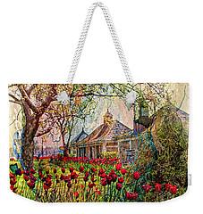 Flower Garden Series 02 Weekender Tote Bag