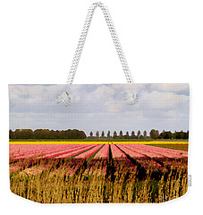 Flower My Bed Weekender Tote Bag
