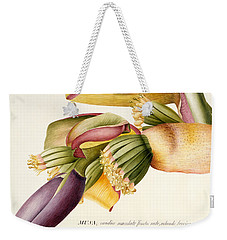 Flower Of The Banana Tree  Weekender Tote Bag