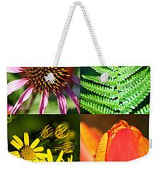 Flower Photo 4 Way Weekender Tote Bag