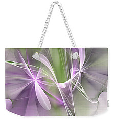 Flower Spirit Weekender Tote Bag