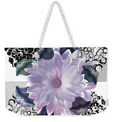 Flower Spreeze Weekender Tote Bag