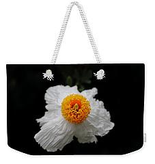 Flower Sunny Side Up Weekender Tote Bag