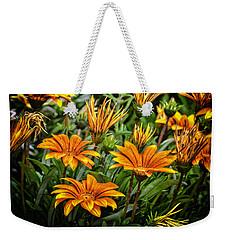 Flower Town Weekender Tote Bag