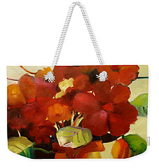 Flower Vase No. 3 Weekender Tote Bag