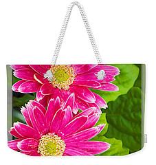 Flower1 Weekender Tote Bag