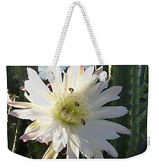 Flowering Cactus 5 Weekender Tote Bag