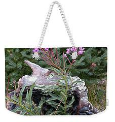 Flowering Stump Weekender Tote Bag