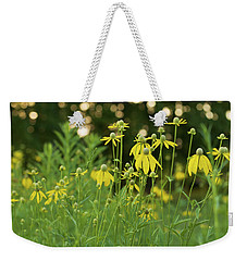 Flowers And Faeries Weekender Tote Bag by Jane Eleanor Nicholas