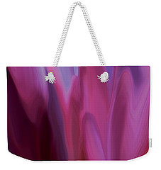 Flowery 1 Weekender Tote Bag by Rabi Khan