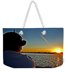 Going Fish'n Weekender Tote Bag