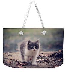 Fluffy Cuteness Weekender Tote Bag