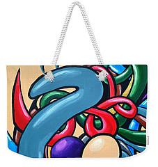 Fluid Series Part 5 Weekender Tote Bag
