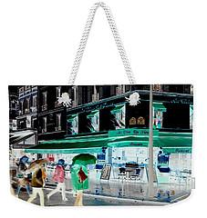 Fluidity In Motion  Weekender Tote Bag