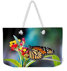 Flutter By Weekender Tote Bag