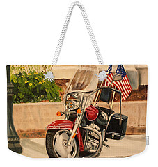 Flying Colors Weekender Tote Bag
