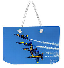 Flying Formation Weekender Tote Bag