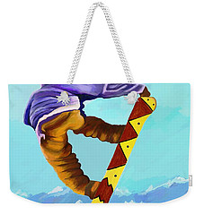 Flying High Weekender Tote Bag by Jeanne Fischer