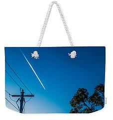 Flying High Weekender Tote Bag by Naomi Burgess