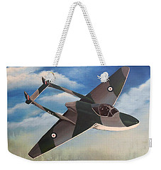 Flying High Weekender Tote Bag