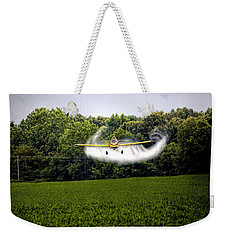Flying Low Weekender Tote Bag