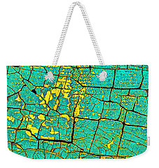 Weekender Tote Bag featuring the photograph Flyover Country by Jerry Gammon