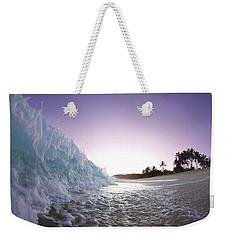 Foam Wall Weekender Tote Bag