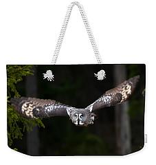 Focus On The Target Weekender Tote Bag
