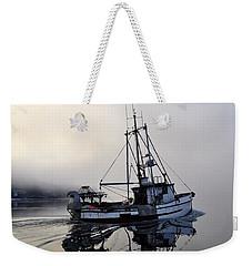 Fog Bound Weekender Tote Bag