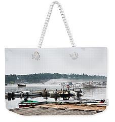 Fog Bound Weekender Tote Bag by John M Bailey
