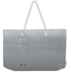 Foggy Morning In Paradise - 01 Weekender Tote Bag