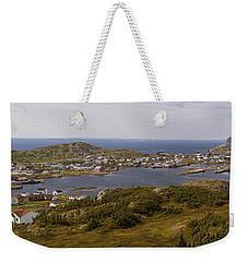 Fogo Weekender Tote Bag