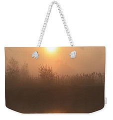 Follow Us Weekender Tote Bag by Linsey Williams