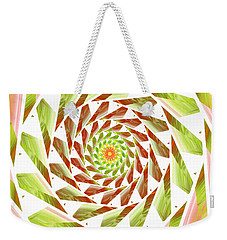 Abstract Swirls  Weekender Tote Bag by Ester  Rogers