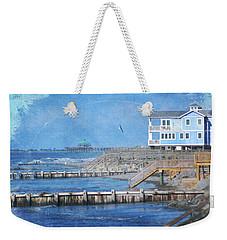 Folly Beach Weekender Tote Bag