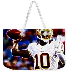 Football - Rg3 - Robert Griffin IIi Weekender Tote Bag