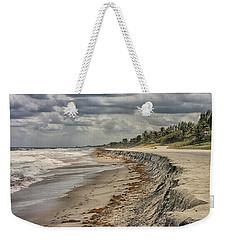 Footprints In The Sand Weekender Tote Bag