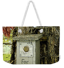 For Rent Weekender Tote Bag
