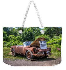 For Sale By Owner Weekender Tote Bag