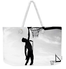 For The Love Of Basketball  Weekender Tote Bag