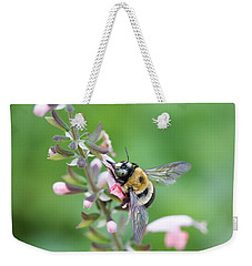 Foraging For Nectar Weekender Tote Bag