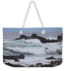 Force Of Nature Weekender Tote Bag