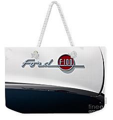 Ford F-100 Weekender Tote Bag